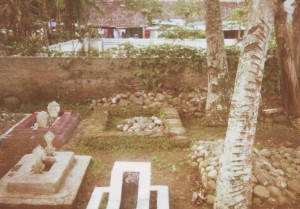 Makam datuk Badiuzzaman Sri Indera Pahlawan Surbakti di Cianjur Jawa Barat