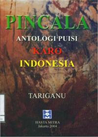 pincala antologi puisi karo indonesia