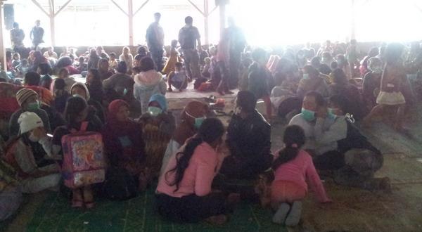 Bupati Karo: Soal Peringatan Dini Tanyakan Sama Tuhan