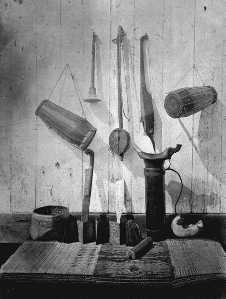 Beberapa alat musik karo tradisional karo :